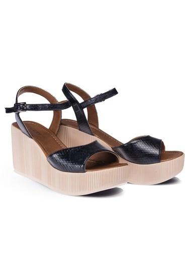 Deery Sandalet Lacivert